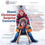 Shanti Christmas Surprise Concert – Michael Heller und Richard-Salvador Wolff